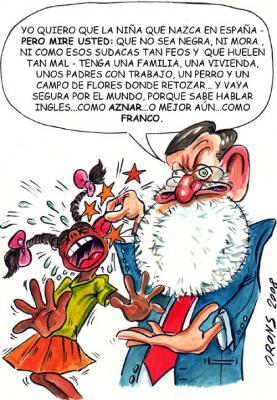 La niña de Rajoy.
