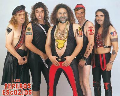 Peperos Escozíos & Bono Jovi.