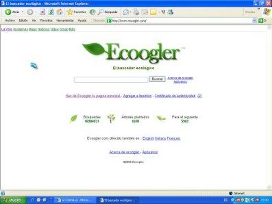 Ecoogler.