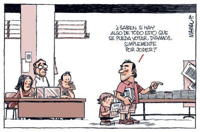 Elecciones UEropeas.